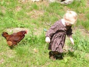 Chickengirl