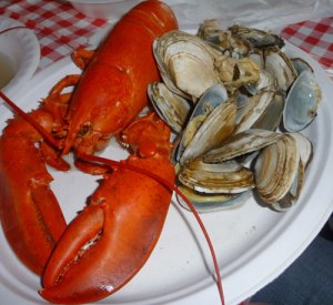 ClamsLobsters