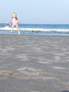 Beachminirunning