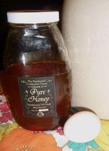 Honeyeggmask
