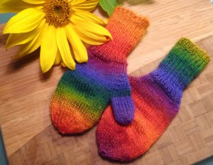 RainbowMittensFlower